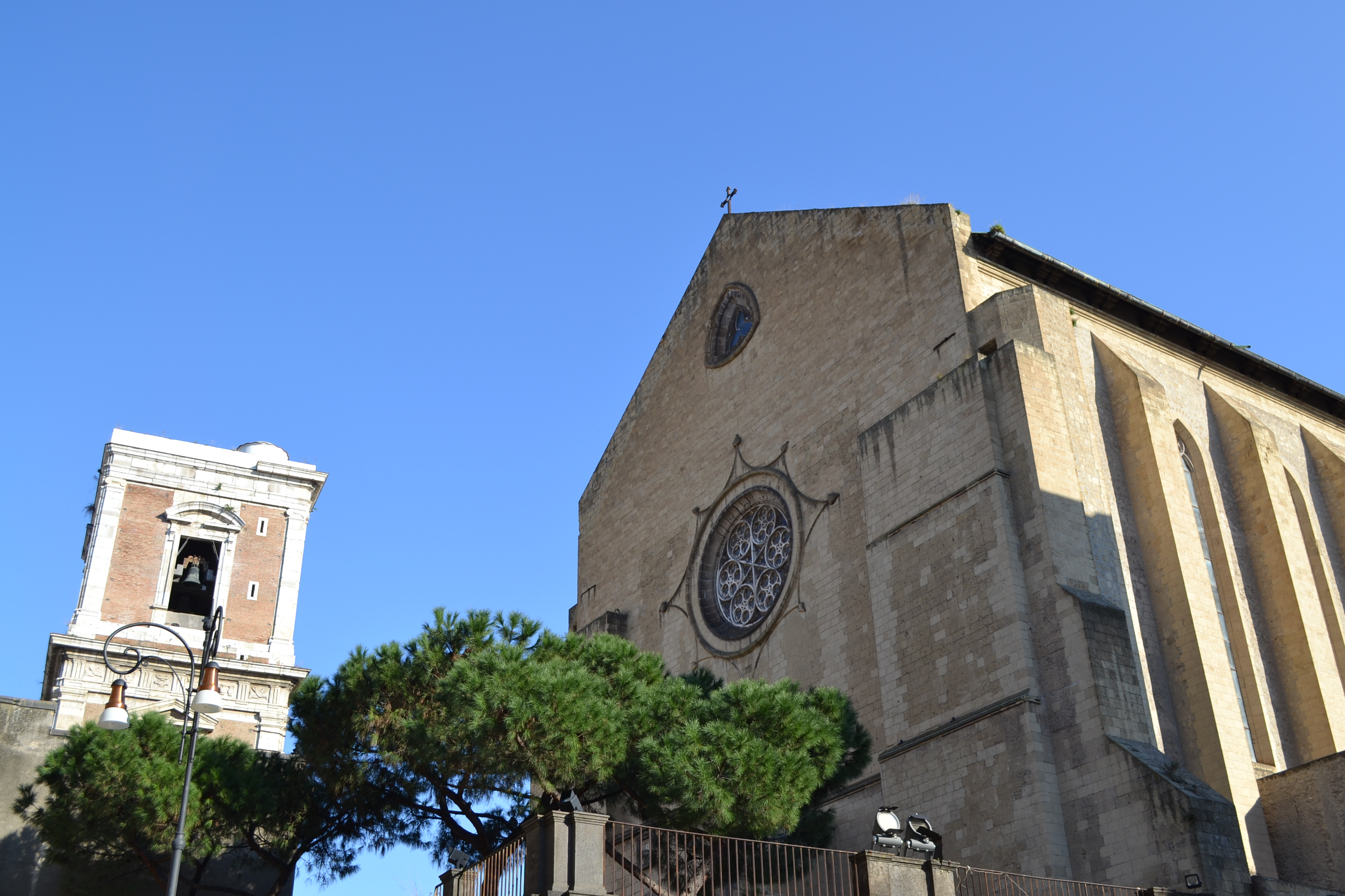 ITALIE -  Naples - Santa Chiara